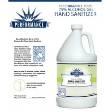 Performance Plus Alcohol Gel Hand Sanitizer (4 bottles per order)