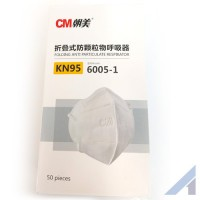 KN95 Respirator Face Masks (pack of 10)