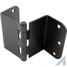 3.5 Inch Swing Clear Offset Door Hinge Oil Rubbed Bronze 5/8 Inch Radius