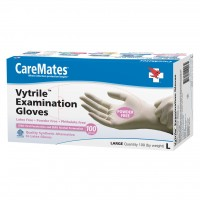 CareMates Vytrile Examination Glove