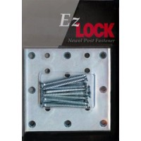 EZ Lock Newel Post Fastener