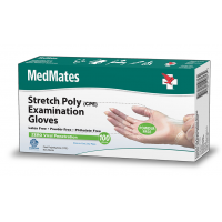 MedMates CPE Gloves